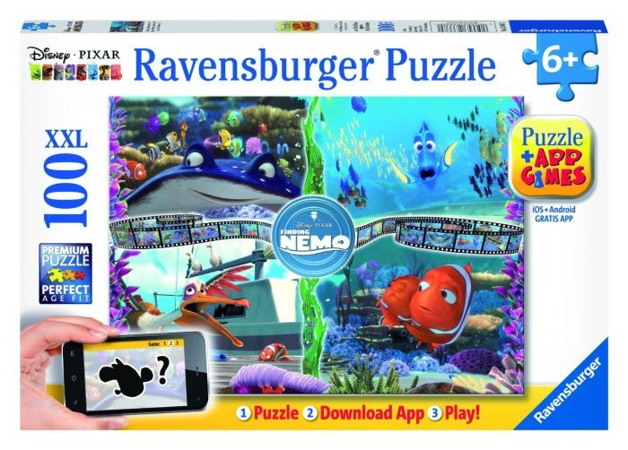 Ravensburger puzzel Nemo (100 XXL)