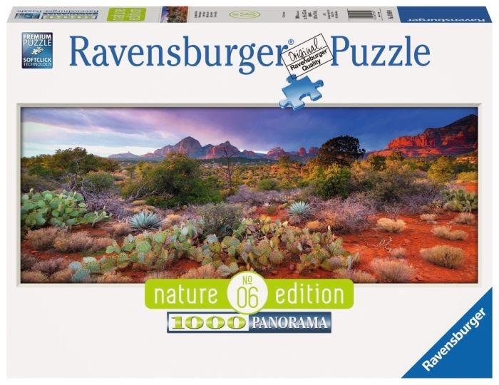 Ravensburger Puzzel Idyllische vlakte (1000)