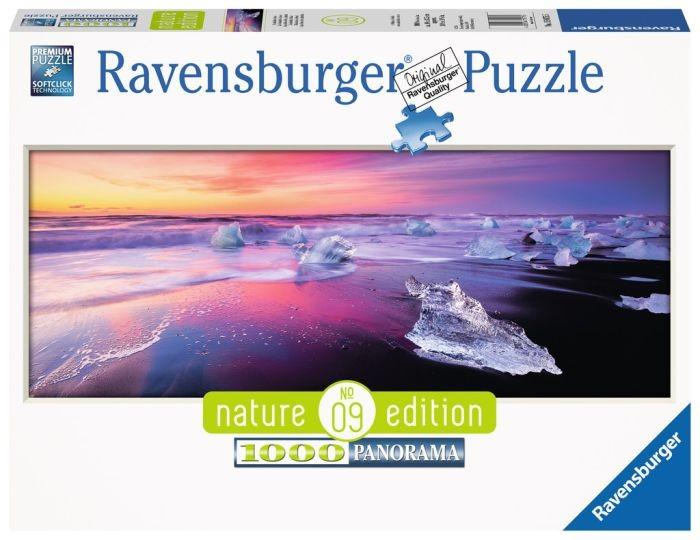 Ravensburger Puzzel Jökulsárlón, IJsland (1000)