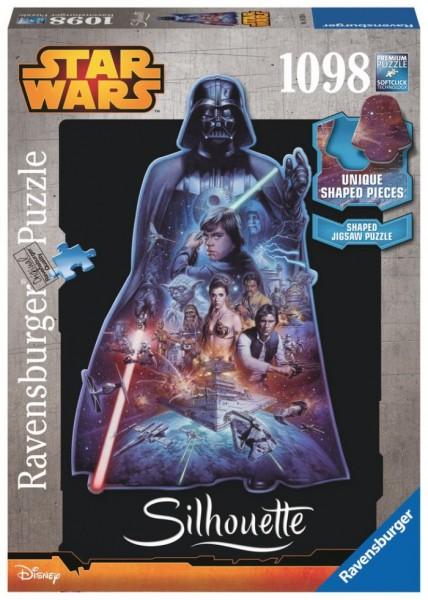 Ravensburger Puzzel Star Wars Darth vader(1098 )