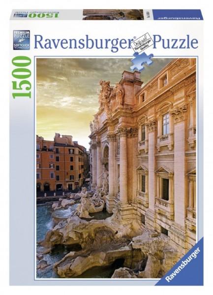 Ravensburger puzzel Trevi Fonteinen Rome (1500) Ravensburger