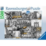 Ravensburger Puzzel New York (1500)