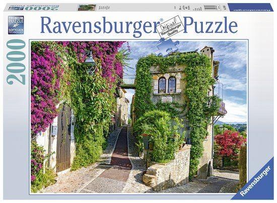 Ravensburger Puzzel Franse Idylle (2000)