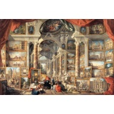 Puzzel giovanni paolo panini: beelden uit oude rome (5000)