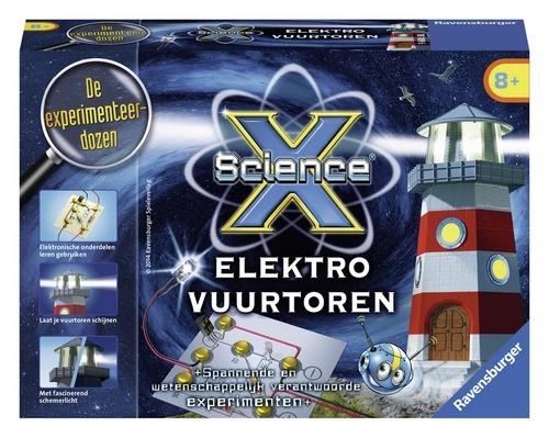 Ravensburger Science X Vuurtoren