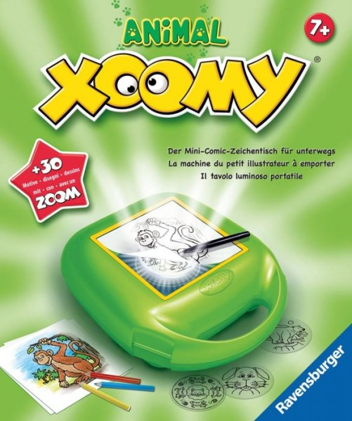 Ravensburger Xoomy Compact animal