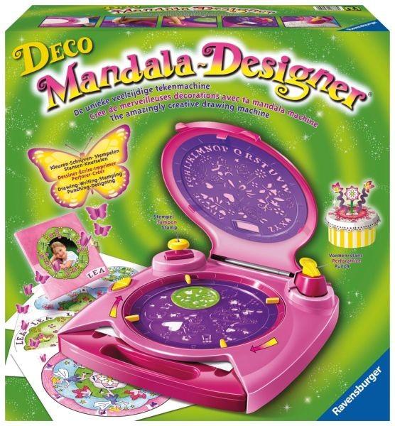 Ravensburger Deco Mandala Designer -