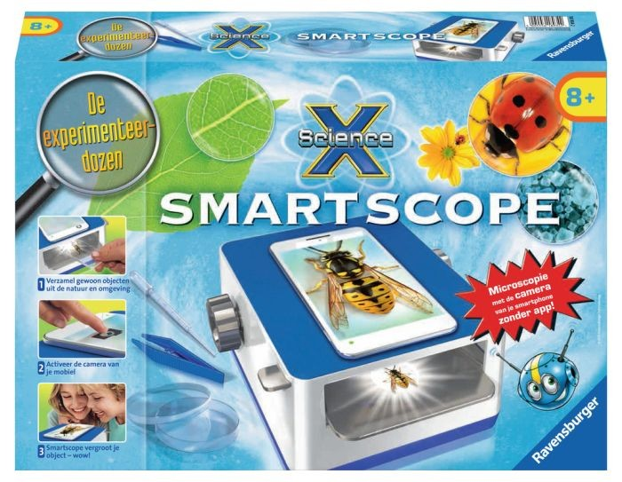 Ravensburger Science X maxi Smartscope