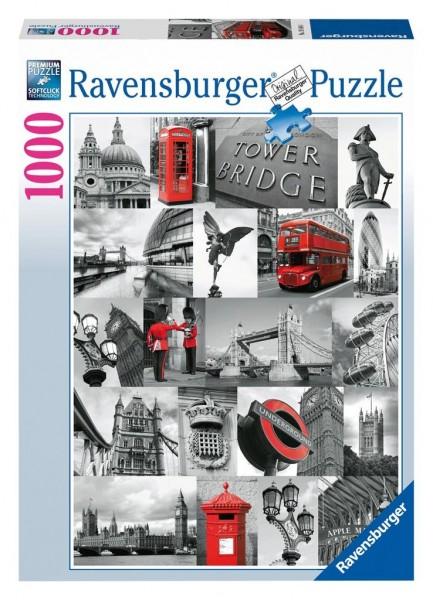 Puzzel London (1000)