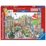 Ravensburger Puzzel Fleroux - London, cities of the world (1000)
