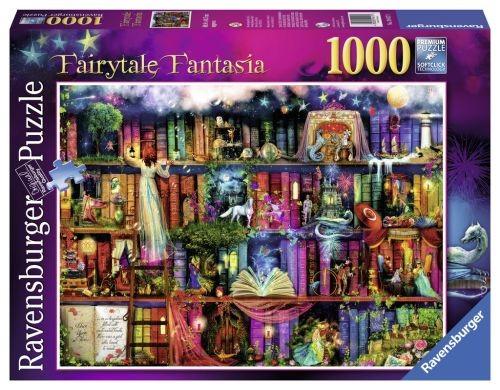 Puzzels 1000 stukjes gt ravensburger puzzel fairytale fantasia 1000