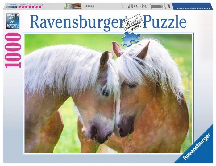 Ravensburger Puzzel Innig moment (1000)