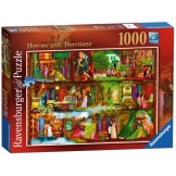 Ravensburger puzzel heroes and heroines (1000)