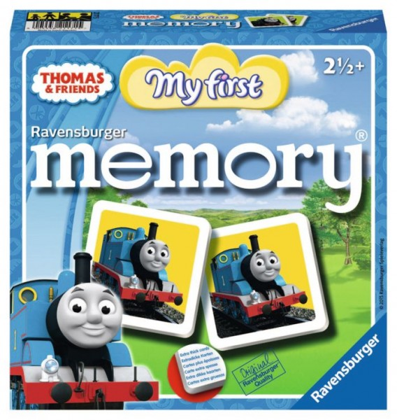 Ravensburger Spel Memory Thomas & Friends my first memory
