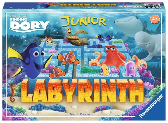 Ravensburger Doolhof Finding Dory Junior