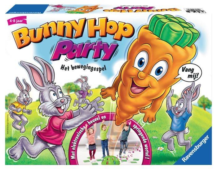 Ravensburger Spel Bunny Hop Party