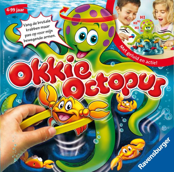 Spel okkie octopus