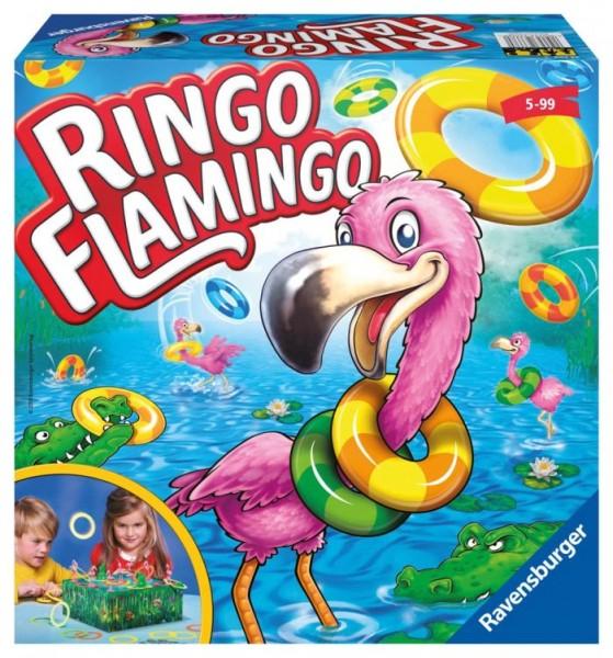 Spel Ringo Flamingo