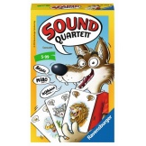Ravensburger Spel Sound Quartett