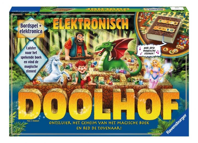 Spel Doolhof Electronisch