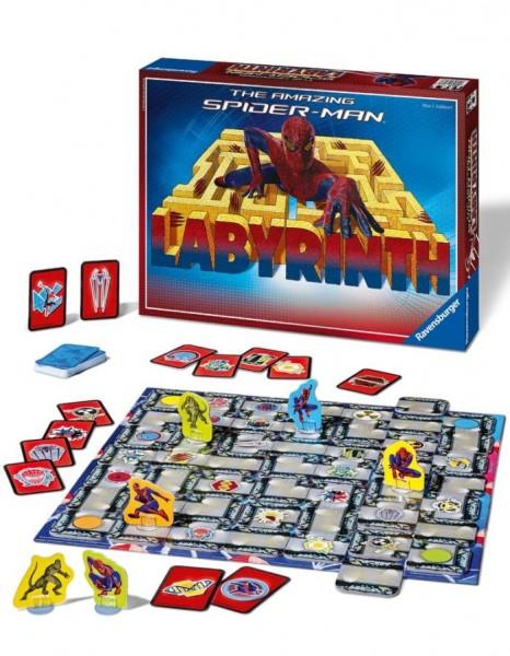 The Amazing Spider-man - Labyrinth