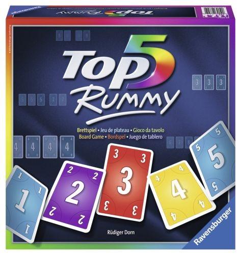 Spel Top5 Rummy