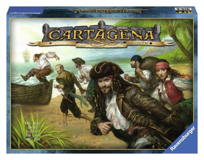 Ravensburger Spel Cartagena