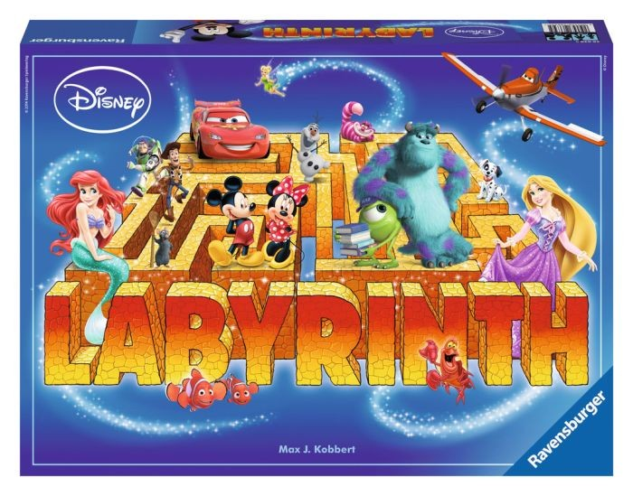 Ravensburger Spel Disney Labyrinth Ravensburger