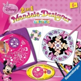 2in1 mandala designer Minnie Mouse