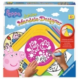Ravensburger Junior Mandala Peppa Pig