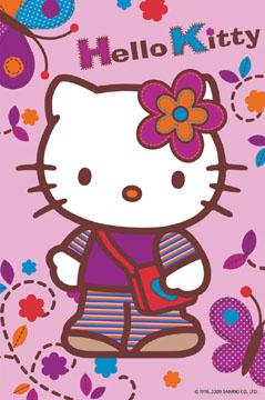 Puzzel mini hello kitty (54)