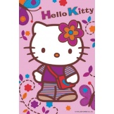 Puzzel mini hello kitty (54)