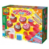 Ses Super Dough Cupcakes