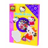 Ses hello kitty 1200 kralen met bordje