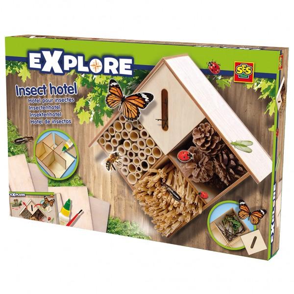 Ses Explore Insecten stad