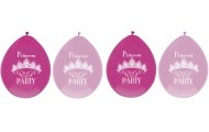 Princess Ballonnen 6 stuks