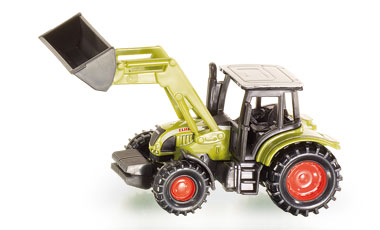 1335 Siku Claas Tractor Frontlader