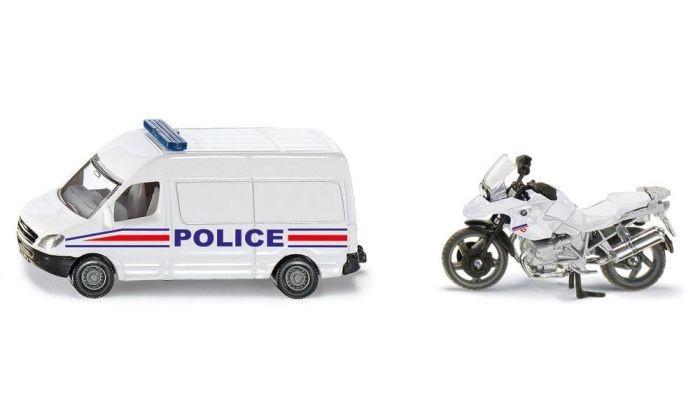 1655 Siku Politie + Motor