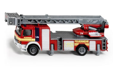 Siku Mercedes brandweerwagen - 1841
