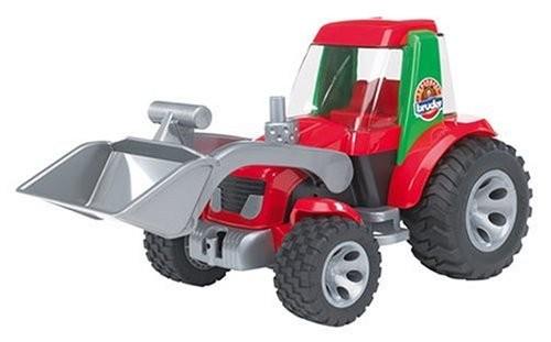 20102 Roadmax tractor met frontlader