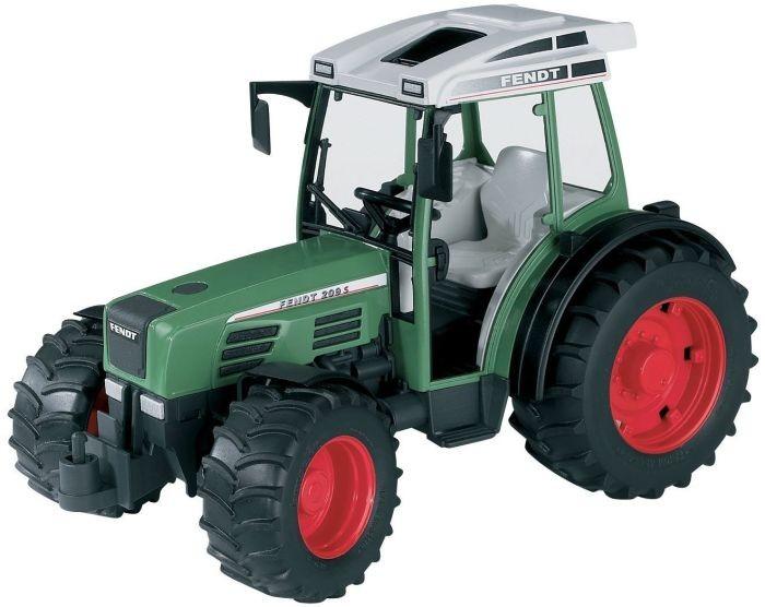 2100 Bruder Fendt 209S Tractor
