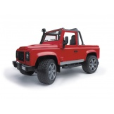 2591 Bruder Jeep Landrover Defender pick up