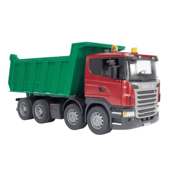 3550 Bruder Scania R Kiepwagen