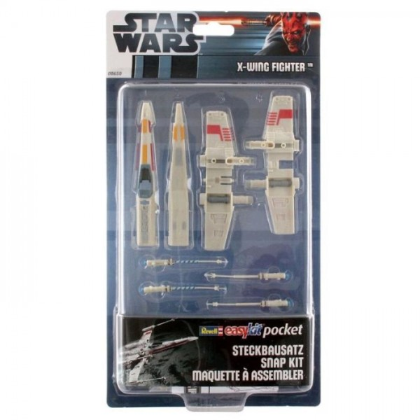 Zoekies.com - 00650 Revell X-wing Fighter Star Wars Easy-kit | 4009803006505