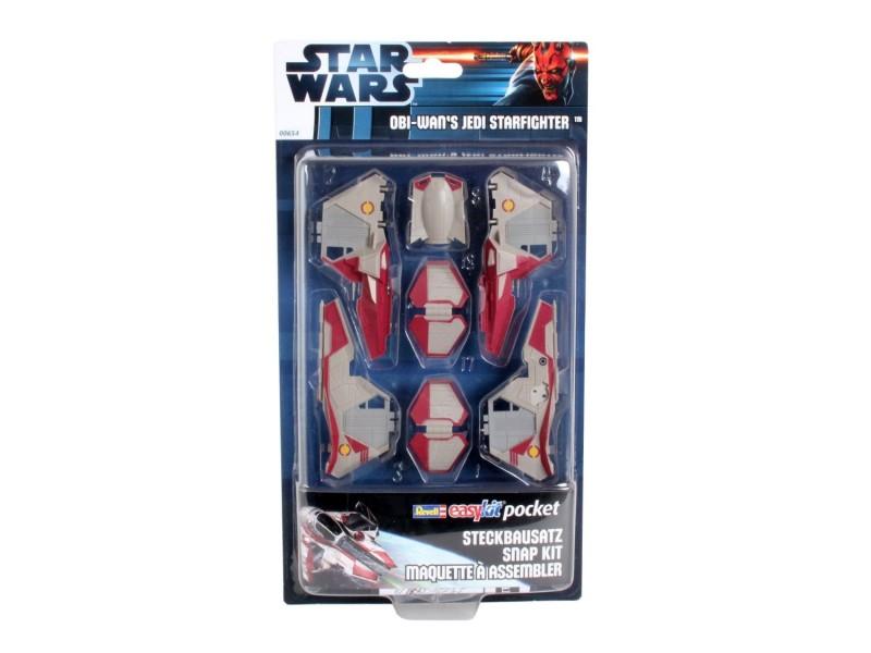 00654 Revell Easykit Obi Wan's Jedi Starfighter