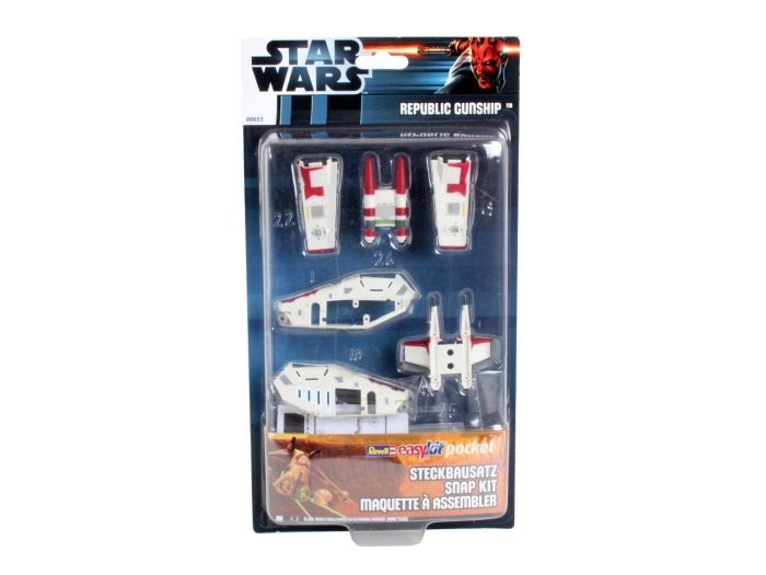 00655 Revell Easykit Republic Gunship