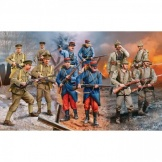 2451 Revell WWI German/British/French Infanterie