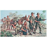 02529 Revell ANZAC Infantry WWII