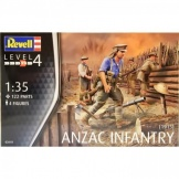 2618 Revell Anzac Infanterie (1915)