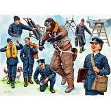 02620 Revell - Piloten en gronpersoneel Royal Air Force WWII